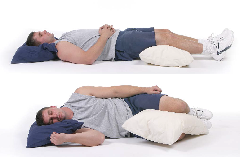 Sleep Posture Dr Scott Birckbichler Llc